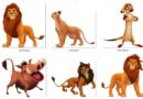 Cliparts Rei Leão