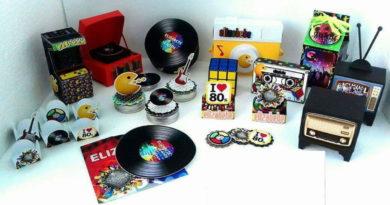 Kit Digital Anos 80