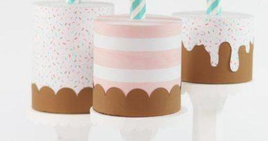 Arquivo de Corte Mini Cake
