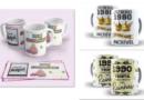 Kit Digital Artes para Canecas – Estampa Aniversário
