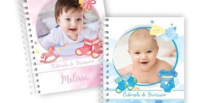 Combo Capas Caderneta de Vacina do bebê