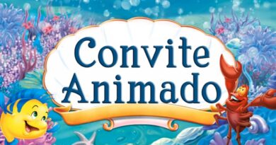 Curso – Convite Digital Animado