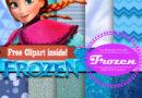 Kit Scrap Digital Frozen
