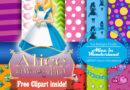 Kit Scrap Alice no País das Maravilhas