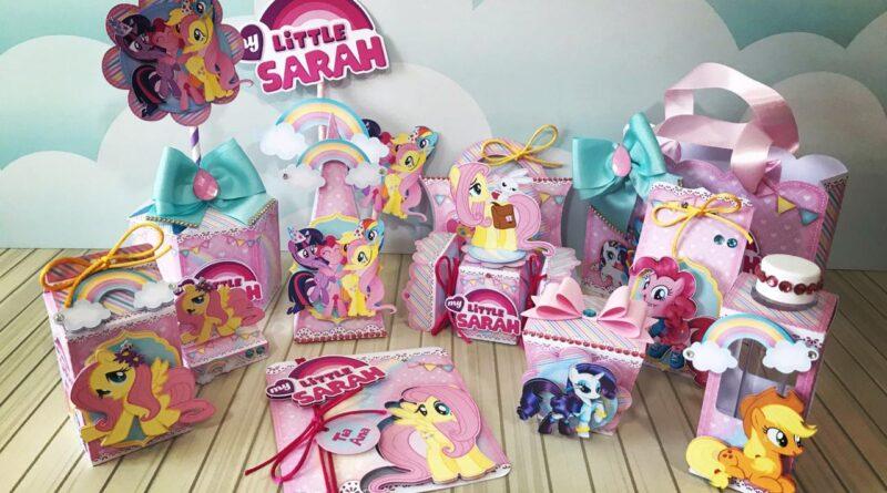 Kit Digital My Little Pony