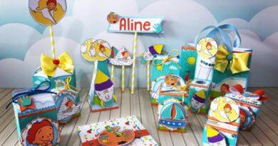Kit Digital Brinquedos