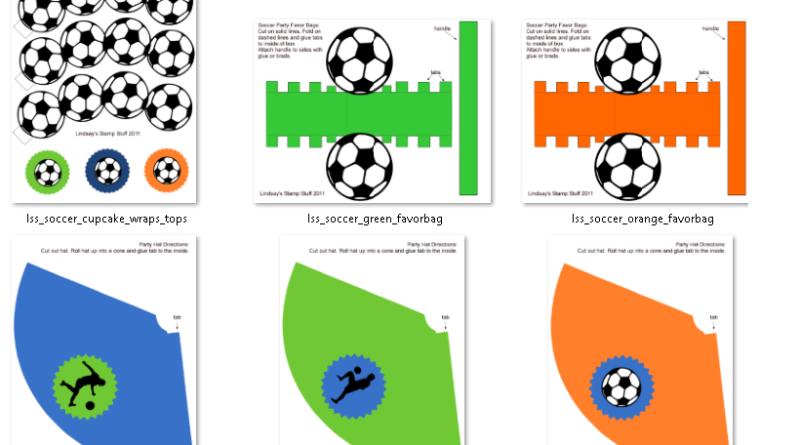Kit Digital Futebol em SVG