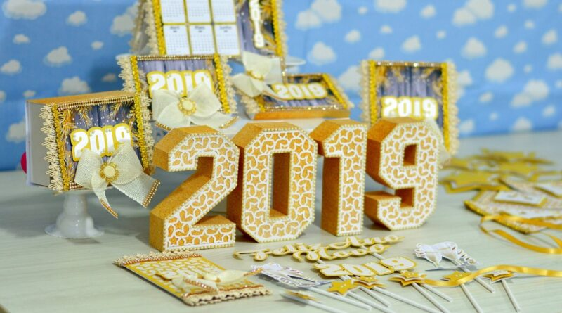 Kit Digital Festa Ano Novo