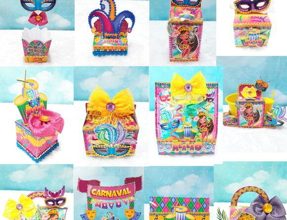 Kit Digital Festa Carnaval