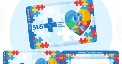 Kit Digital – Cartão SUS – Autismo