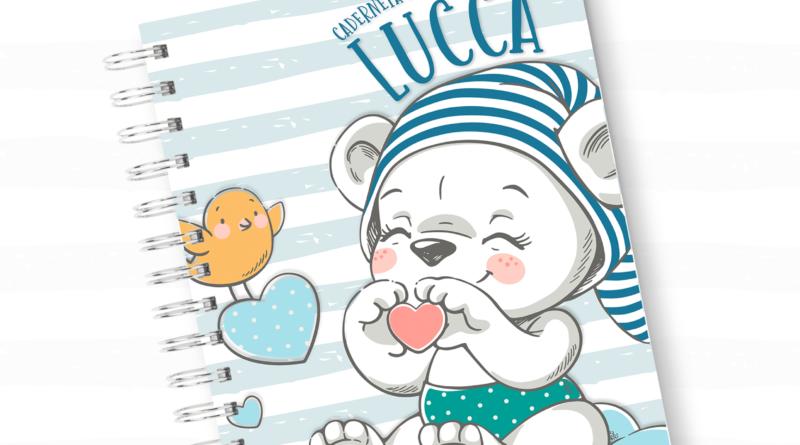 Caderneta de Vacina – Ursinho