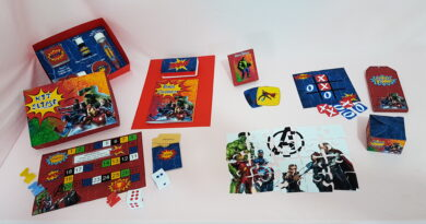 Kit Digital Diversão Os Vingadores Dia das Crianças