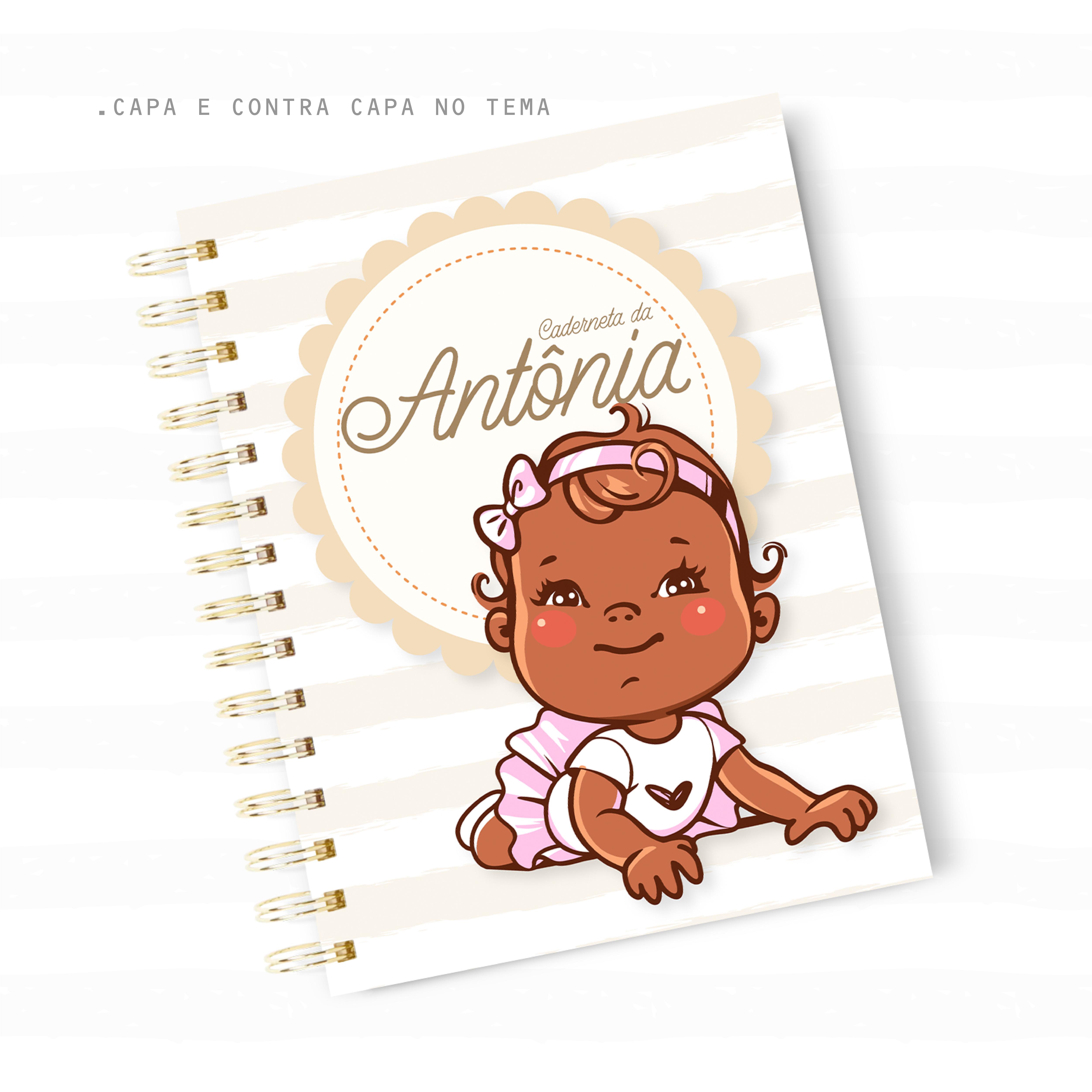 Caderneta de Vacina – Bebê